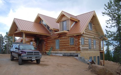 Exterior-Staining-Started
