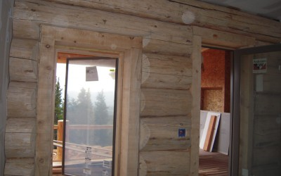 Logs-Prepared-for-Interior-Clear